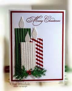 23 Creative Ways to Make Christmas Cards - Pretty Designs