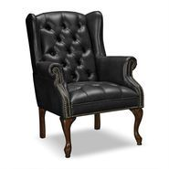 Ohrenbacken Sofa living room furniture wyndham tufted button accent chair bourbon
