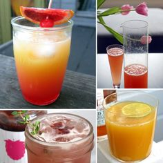 11 Cocktails That Channel Spring Break