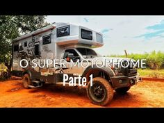 Land Rover Defender, Motorhome, 4x4, Pickup Trucks, Offroad, Recreational Vehicles, Trailers, Youtube, Exterior