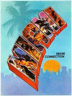 (5) Miami Connection - Film (1988) - SensCritique