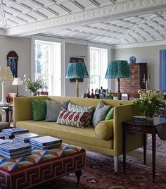 A Wilshire Manor House by Ben Pentreath | The Neo-Trad