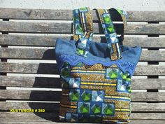 Unique handmade african bag by kuutungas on Etsy