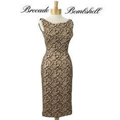 mad men cocktail dresses - Google Search