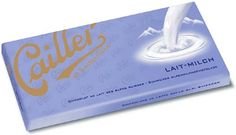 Cailler Chocolate From Switzerland. Easily the BEST, smoothest chocolate bar I have ever had in my life.