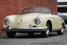 356 A Speedster 1958