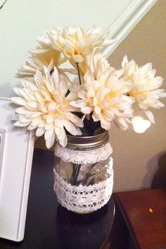 Country Chic Centerpieces for Wedding or Home by jerseycountrychic, $12.00
