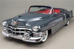 1953 Cadillac Eldorado Special Sport Convertible #1953Cadillac #Cadillac #1953 #Caddy #53Caddy #ElDorado http://www.cafepress.com/1950scars