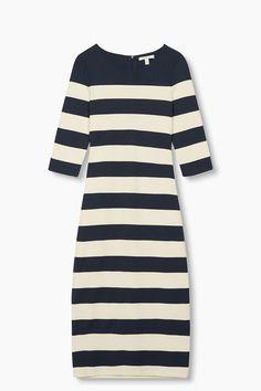 Esprit / Robe longue en jersey lourd