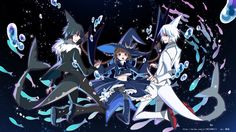 Wadanohara and the great blue sea *.*' on Pinterest | The Great ...
