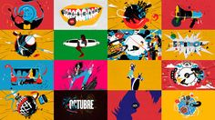 An animated clip for a Spanish branding channel - Sol Musica. All made in traditional animation process, the energy rendered through it is awesome! Check it out, you wont regret it :) Fans of rock'n'roll, you'll love it! Thumbs up!