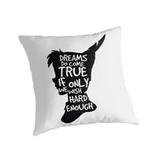 DIY INSPIRATION - Quote Throw Pillows | Fancy Made