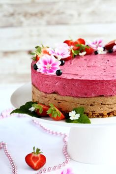 Sweet Pastries, Veggie Recipes, Veggie Food, Cute Cakes, Food Inspiration, Cheesecake, Veggies, Food And Drink, Gluten Free