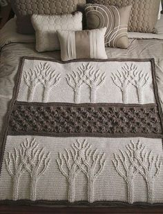 "Crochet Your Own Tree of Life Afghan Homesteading  - The Homestead Survival .Com     ""Please Share This Pin"""