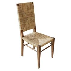 Noir Neva Chair Teak @Zinc_Door