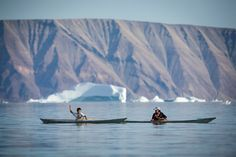 Inuit culture in Greenland - close to the culture of the past
