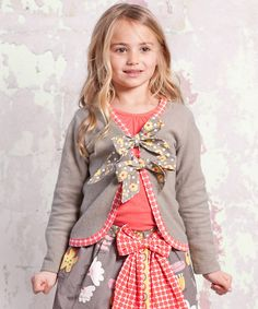 Take a look at this Indian Summer Bolero - Infant, Toddler & Girls by Jelly the Pug on #zulily today!