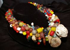 Antique Western African Necklace by MLRanchJewelry on Etsy, $145.00