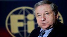Jean  Todt - Presidente da FIA (Ex - Boss da Ferrari)