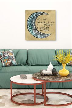 Tablou, cu un strop de melancolie, după o ilustrație de Mădălina Klement. Table, Furniture, Home Decor, Decoration Home, Room Decor, Tables, Home Furnishings, Home Interior Design, Desk