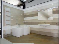 Dimensione bagno ~ Rivestimento bagno lucido moderno rivestimenti bagno