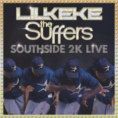 """""""Southside 2K Live"""" by Lil Keke The Suffers added to 2018 Listening Log playlist on Spotify"""