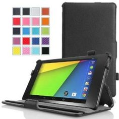 BUY MoKo Google New Nexus 7 FHD 2nd Gen Case - Slim-Fit Multi-angle Stand Cover Cas