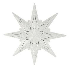 Picture of 19.76 GLTR STAR WHITE