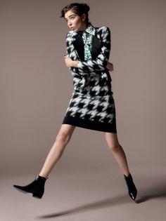 Anna Ewers, Grace Hartzel by David Sims for Vogue US June 2015 7