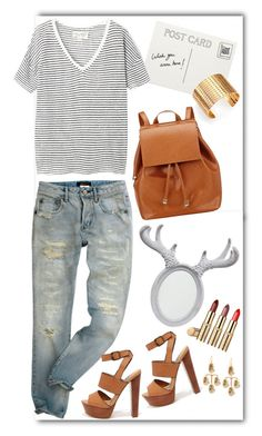 """Kick your heels up"" by cherieaustin ❤ liked on Polyvore featuring Nili Lotan, Steve Madden, Barneys New York, Zara Home and Kelly Wearstler"