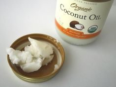 Easy Coconut Oil Hair Mask