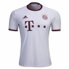 Camiseta del Bayern Munich Third 2016 2017 Bayern Munich Shirt 963a42eb576c7