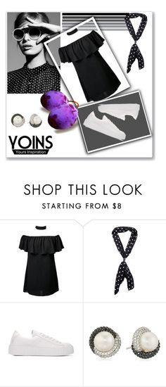 """""""Yoins"""" by amrafashion ❤ liked on Polyvore featuring yoins"""