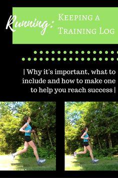 Keeping a running log