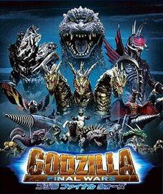 Godzilla: Final Wars ** directed by Ryuhei Kitamura