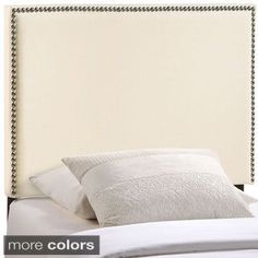 Shop for Region Twin Nailhead Upholstered Headboard. Get free delivery at…