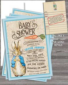 Hey, I found this really awesome Etsy listing at https://www.etsy.com/listing/165840096/vintage-peter-rabbit-beatrix-potter-baby
