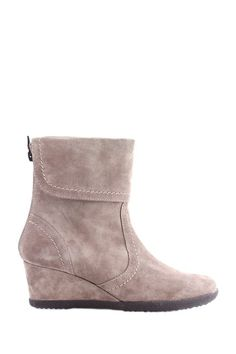GEOX Fold-Down Wedge Boot on HauteLook....Mama WANT
