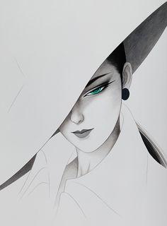 Ichiro Tsuruta カレンダー. Bijin-ga (美人画). Ilustración   Illustration