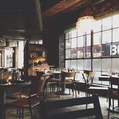 work in a coffee shop - short term goal