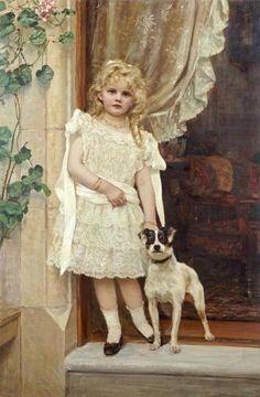 Robert Cree Crawford - My Best Friend - Fine Art Print