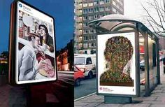 #ArtEverywhere #OOH #UK