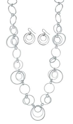 Aria Necklace & Earring Set | AZULI SKYE - The Ultimate Home Jewelry Party. A Leading Direct Sales Company.