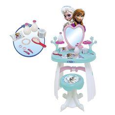 """#Frozen - #Tocador Frozen - Bisutería, Maquillaje y Complementos - Belleza - Toys""""R""""Us"""