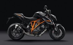 KTM 1290, Super Duke, 2017, 4k, new motorcycles, KTM