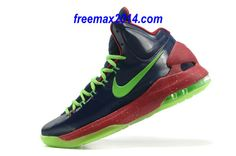 reputable site 39499 49956 Nike Zoom KD V Black Green Glow in the dark sole Nike Shoes Online,