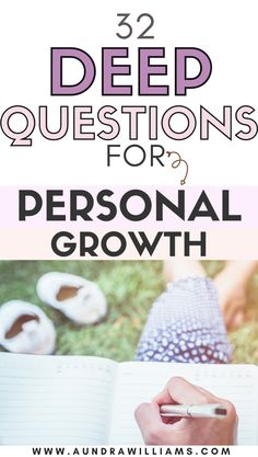32 Journal prompts for women who need help to build their personal growth| personal development| Self Improvement| Lifestyle