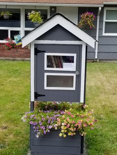 My Free Little Library