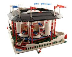 LEGO Ideas - The Twist and Whirl - A Motorized Carnival Ride