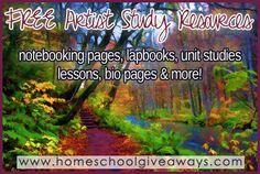 Art Appreciation - БЕСПЛАТНЫЕ ресурсы для включения изучения искусства в вашем доме